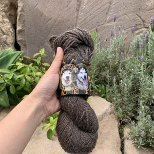 Yarn (Mally Knit Brown)